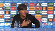 """France: """"I think the French will win against Portugal"""" - Low's prediction for Euro final"""