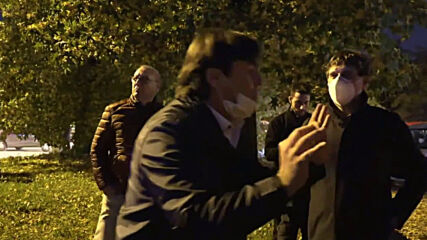 Italy: Protesters rally against curfew and COVID-19 restrictions in Milan