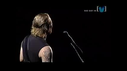 Metallica - Nothing else matters Live