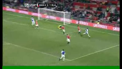 Mccarthy 2 - 1 - Man Utd V Blackburn = Carli