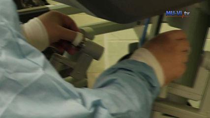 Първа операция с апарат Da Vinci във Варна