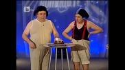Комиците - Отново Смях със Сашето и Ванката !