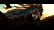 Ed Sheeran - I See Fire (music Video) / Хобит/