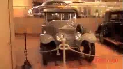 В гаражът на принца на Монако