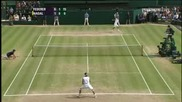 Wimbledon 2008 : Федерер - Надал | Част1/3