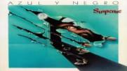 Azul Y Negro--el Hombre Lobo( Maxi Single ) 1984