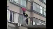 Човек Прави Опит За Самоубийство (Сливен)