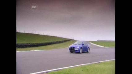 Пета предавка - Mitsubish Evo X срещу Ford Focus Rs