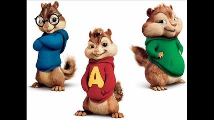 Луд смях! Chipmunks - На дисплея ft. Ранърса!