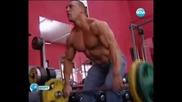 Световният шампион по фитнес - Новини