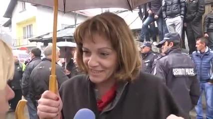 Дпс активисти oсвиркаха Химна на Република България и българските кабагайди...събудете се българи!!!