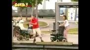 Скрита Камера С Инвалидни Колички