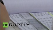 Greece: Snap elections kick start in Athens, with record low turnout expected