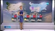 Прогноза за времето (23.02.2015 - централна)