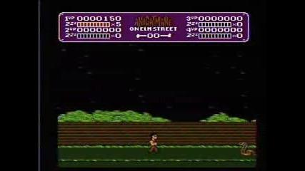 Nightmare On Elm St - Angry Nintendo Nerd