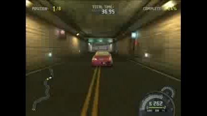 Nfs Pro Street: Speed Chalange - Bmw M3