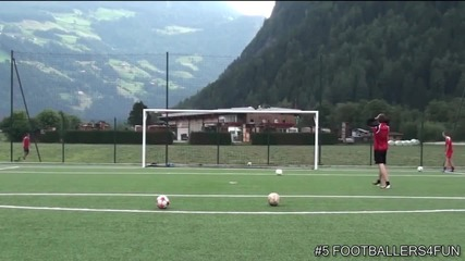 Топ 5 футболни изцепки 2014!