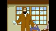 Дяконът Левски - Анимационен филм