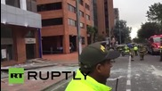 Colombia: Explosions rock Bogota, eight injured