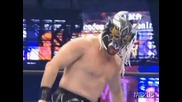 NJPW Mistico, Ryusuke Taguchi & Prince Devitt vs. Averno, Jado & Gedo - Wrestle Kingdom III **HQ**