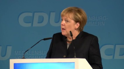 Germany: Chancellor Merkel takes responsibility for local election defeat