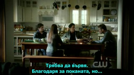 [ С Бг Суб ] Vampire Diaries 3 - Ep.10 ( Част 1 от 2 ) Високо Качество