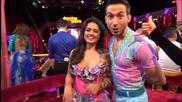 Dancing Stars - Елена призив за гласуване - 20.03.2014г.