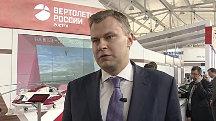 Kazakhstan: Russian Helicopters in high demand at Defence Expo in Astana