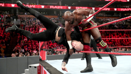 Apollo Crews vs. Baron Corbin: Raw, March 25, 2019