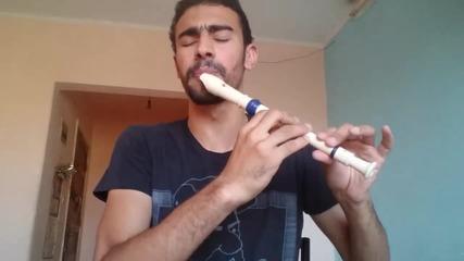 beatbox + Флейта! Трябва да се чуе!