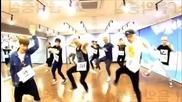 Exo - Growl Practice Dance (original ver)
