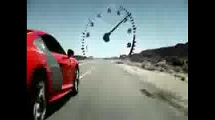 Audi R8 V10 Quattro 2010 Реклама