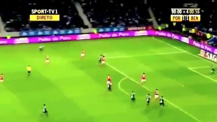 Golo de Kelvin - Porto - Benfica (2-1) 12.5.2013 - 91minute - takes the Title