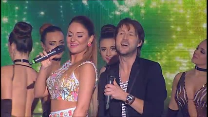 Katarina Zivkovic i Elvir Uzunovic - Totalno - Grand Show - (TV Grand 26.01.2015.)