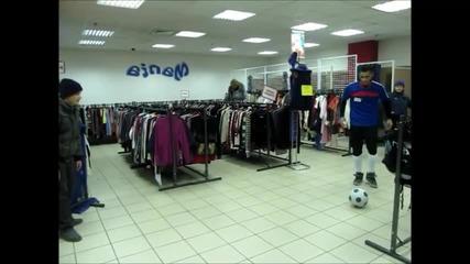 Футбол За Маниаци