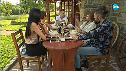 Ваня Джаферович посреща гости - Черешката на тортата (03.09.2018)