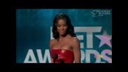 Ciara @ Bet Awards 2010