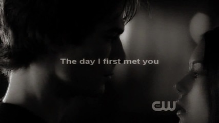 Damon and Elena - Give your heart a break