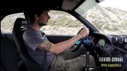 Ford Escort Cosworth 600cv - Davide Cironi drive experience