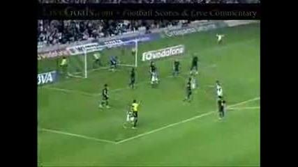 Бетис - Барселона3-2(поздрав За Всички От Реал Мадрид)