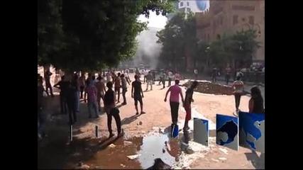 Продължават антиамериканските протести в Либия и Египет