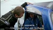 Top Gear / Топ Гиър - Сезон17 Епизод6 - с Бг субтитри - [част4/4]