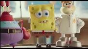 Официален Трейлър на Спондж Боб Филмът/the Spongebob Movie - Sponge Out of Water Trailer 1 (2015)