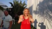 Ice Bucket Challenge - Tara