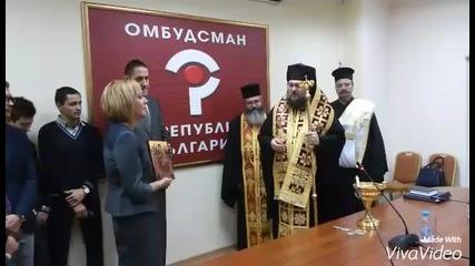 Мая Манолова встъпва в длъжността омбудсман