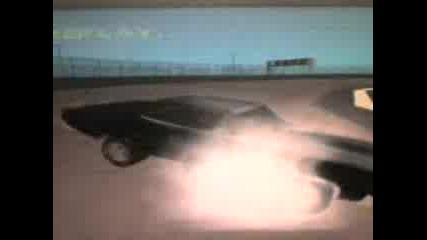 Trik s Plymoutha na Gta San Andreas