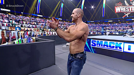Cesaro painfully rebukes Seth Rollins: SmackDown, Feb. 26, 2021