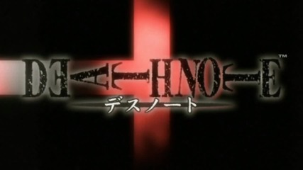 Death Note opening 1