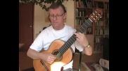 Bach Bourree in e - minor