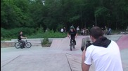 bmx skatepark Haskovo